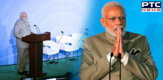 New York: PM Narendra Modi addresses UN Climate Action Summit 2019