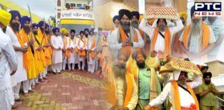 Watch: International Nagar Kirtan welcomed with huge prosperity at Jabalpur in Madhya Pradesh