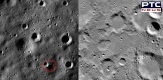 Chandrayaan 2: NASA releases high-resolution images of Vikram's landing site