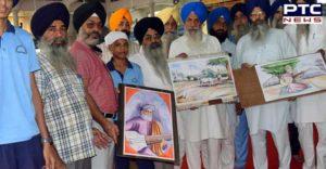 SGPC fourth sikh guru, sahib 'Parkash Purab Dedicated Painting Competition