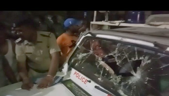 police vehicle 1