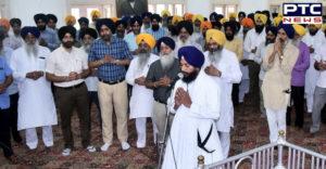 Bhai Gobind Singh Longowal shares condolence on death of Jathedar Giani Puran Singh