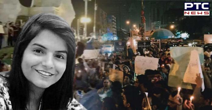 Massive protest in Pakistan over murder of Sindhi Hindu girl