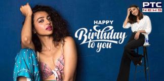 Happy Birthday Radhika Apte: These photos are just adorbale