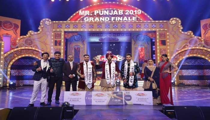 Mr Punjab 2019 Randeep Singh 2