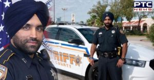 United States Sikh police officer Shot killed condemns By SGPC