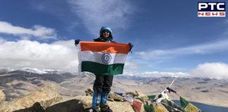 Mumbai student Kaamya Karthikeya scales Mount Mentok Kangri II in Ladakh