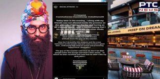 Sikh man denied entry at Posh Delhi restaurant over his attire