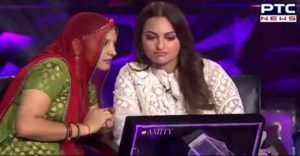 KBC 11: Sonakshi Sinha Twitter trolled after Sonakshi Sinha can't answer Ramayana question