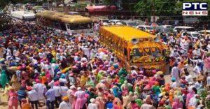 Sri Nankana Sahib Started International Nagar Kirtan 5 November Sultanpur Lodhi END