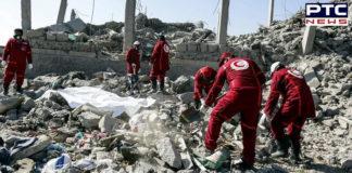 7 children among 16 killed in Saudi-led air strike in Yemen