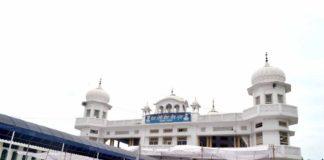 Candidate now in Gurudwara