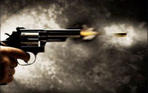 Batala Domestic dispute Due son shot his father ,Seriously injured