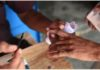 By-elections 2019: Mukerian BJP Candidate Jangi Lal Mahajan Voting