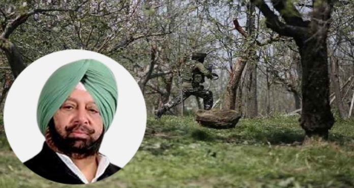 Punjab CM announces Rs. 2 lakh ex-gratia for family of Apple trader killed in Shopian