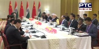 Chinese Prez Xi Jinping in India: Delegation level talks between India and China