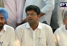 JJP chief Dushyant Chautala says, ready to form govt with any party in Haryana