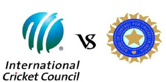ICC vs BCCI
