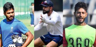 BCCI announces Indian squad for T20, Test series against Bangladesh