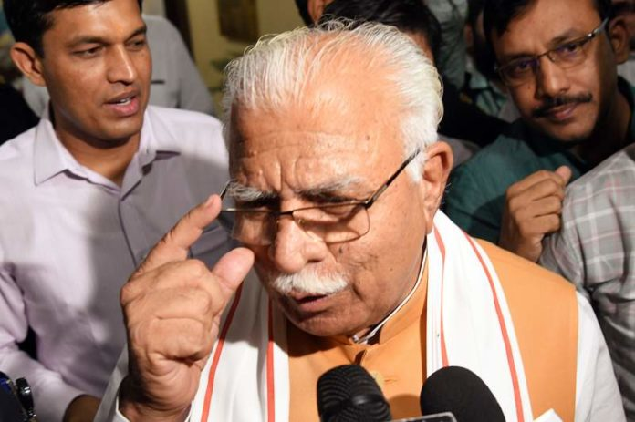 Khattar cabinet meets in Delhi, Assembly session to begin from November 4