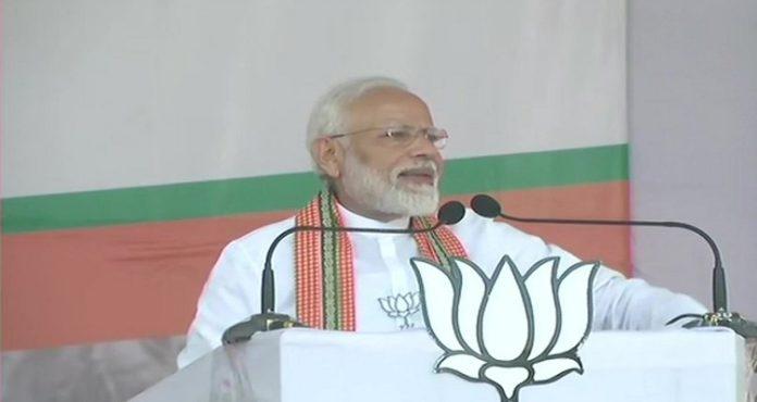 People of J&K also belong to Maa Bharti: PM Narendra Modi in Aloka, Maharashtra