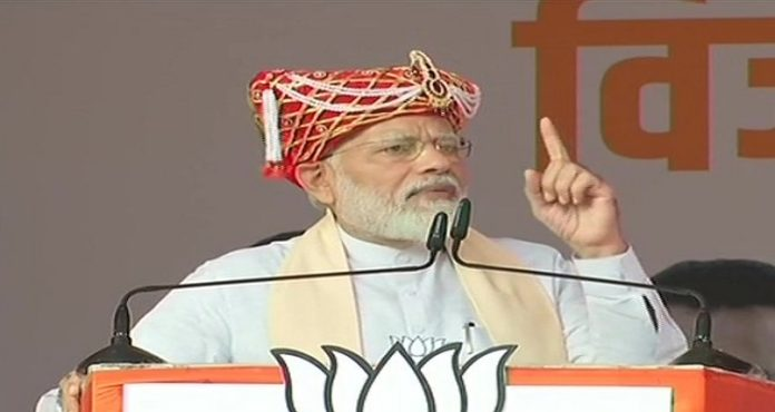 Maharashtra Assembly elections 2019: PM Narendra Modi addresses rally in Satara