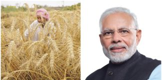 Cabinet meeting : Modi government announce MSP for Rabi crops