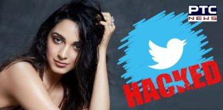 Kabir Singh actress Kiara Advani's Twitter account hacked