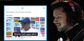 Ravi Shastri trolled for his remark, 'Bhaad Mein Gaya Pitch'