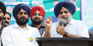 Sukhbir Singh Badal 3