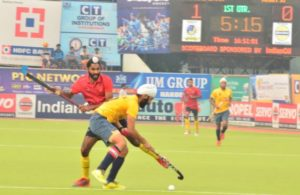 36th Surjit Hockey Tournament Jalandhar : Punjab & Sind Bank entry final