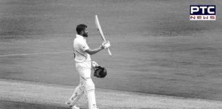 Virat Kohli becomes first Indian to hit 40 international centuries as a captain