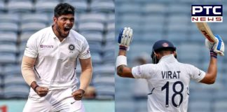 India vs South Africa 2nd Test Day 2: Virat Kohli hits 7th double century, Proteas struggles, lose three early wickets