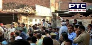 Death toll rises to 12 after two-storey building collapses after cylinder blast in Mohammadabad house