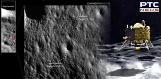 ISRO shares high-resolution images of the moon captured by Chandrayaan 2's Orbiter