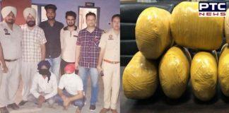 Amritsar: Punjab Police seize 12kg heroin, two arrested