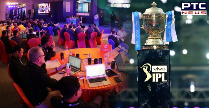 Indian Premier League (IPL) 2020 Auction date and venue; will take place on December 19 in Kolkata