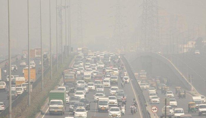 Gurugram Pollution
