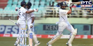 Ind vs SA 1st Test 2019: Rohit Sharma became first Indian opener to hit two centuries in a Test