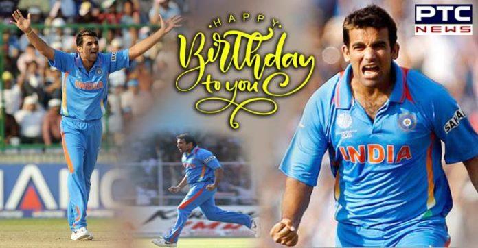 Happy Birthday Zaheer Khan