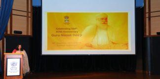Embassy of India in UAE celebrates 550th Birth Anniversary of Sri Guru Nanak Dev ji