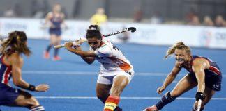 Hockey Olympic Qualifiers: Rani Rampal did it again