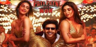 Pati Patni Aur Woh song Ankhiyon Se Goli Mare: Kartik enjoys romance with Bhumi, Ananya