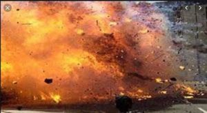 Amritsar Chabal Road factory explosion , 2 people injured