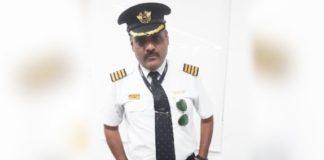 Delhi indira gandhi international Airport fake pilot arrested