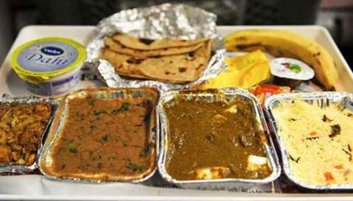 Food In Train