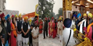 550th Parkash Purb: Nirmala Sitharaman visits Gurdwara Bangla Sahib