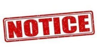 Notice (1)