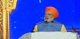 PM Narendra Modi addresses at Dera Baba Nanak in Gurdaspur ahead of Kartarpur Corridor inauguration