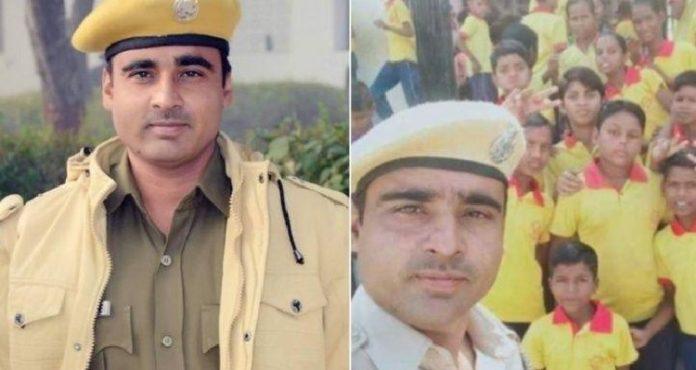 'Apni Pathshala': Rajasthan cop running school for street kids, so they don't beg